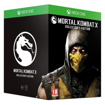 Mortal Kombat X - édition Kollector - Xbox One