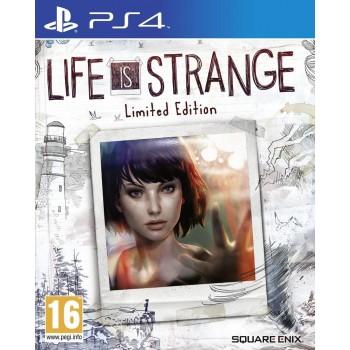 Life is Strange - édition limitée - PS4