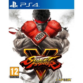 Street Fighter V - PS4