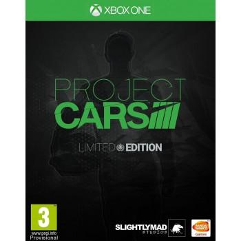 Project Cars - édition limitée - Xbox One