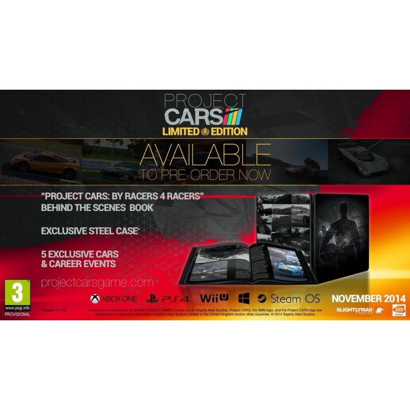 Project cars xbox one deals