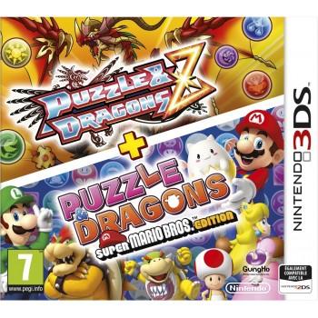 Puzzle & Dragons Z + Puzzle Dragons Super Mario Bros. édition - 3DS
