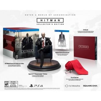 Hitman - édition collector - PS4