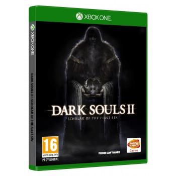 Dark Souls II : scholar of the first sin - Xbox One