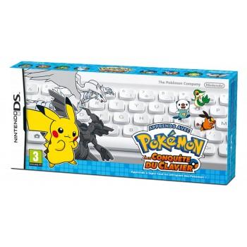 Apprends avec Pokémon : à la conquête du clavier - DS