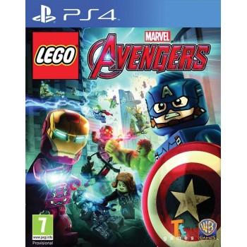 Lego Marvel's Avengers - PS4