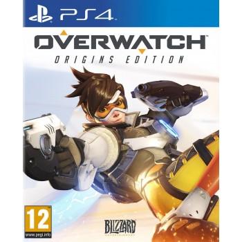 Overwatch - édition origins - PS4