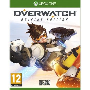Overwatch - édition origins - Xbox One