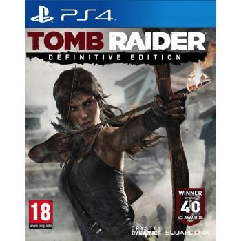 Tomb Raider HD - Definitive Edition - PS4