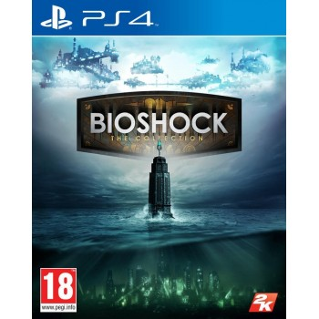 Bioshock : The Collection - PS4