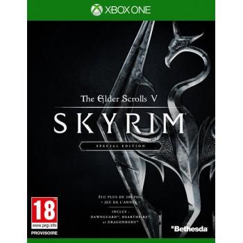 The Elder Scrolls V : Skyrim - édition spéciale - Xbox One