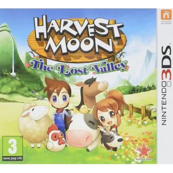 Harvest Moon : La Vallée Perdue - 3DS