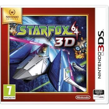 Star Fox 64 3D - 3DS