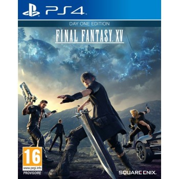 Final Fantasy XV + Day 1 Edition - PS4