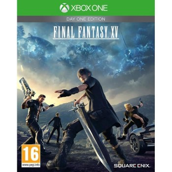 Final Fantasy XV + Day 1 Edition - Xbox One