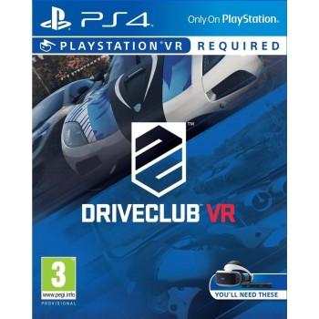 Drive Club - Playstation VR