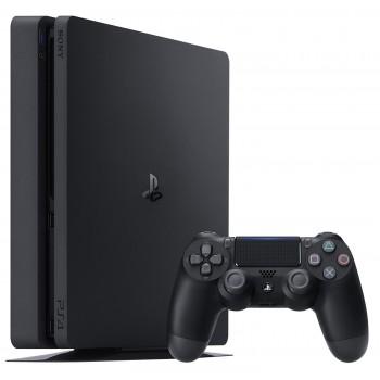 PS4 500 Go Slim Noire