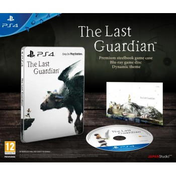 The Last Guardian : Special Edition - PS4