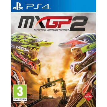Mxgp 2 : The Official Motocross Videogame - PS4