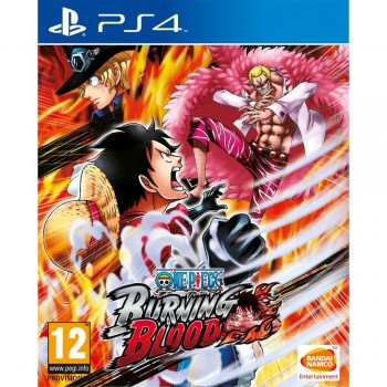 One Piece : Burning Blood - PS4
