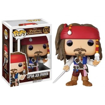 PIRATES OF THE CARIBBEAN - Funko POP N° 172 - Jack Sparrow