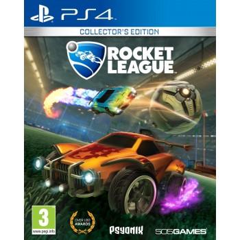 Rocket League Collector's Edition - PS4