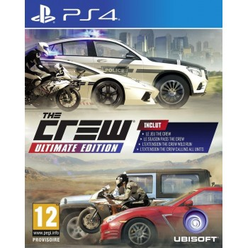 The Crew : Ultimate Edition - PS4