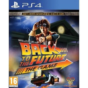 Retour vers le futur - édition 30ème anniversaire - PS4