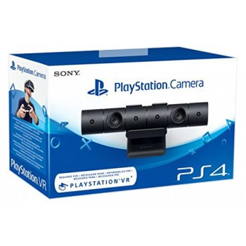 PlayStation Camera V2 pour PS4 - noir (Playstation VR)