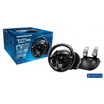 Thrustmaster T300 RS Volant + Pédalier pour PS3/PS4 et PC