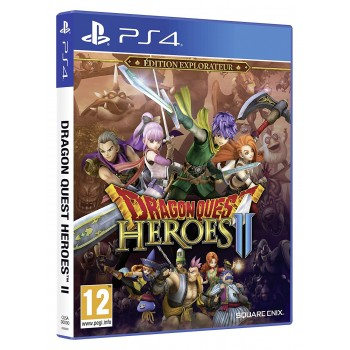 Dragon Quest Heroes II - Edition Explorateur - PS4