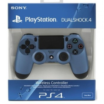 Control Pad Wireless DUALSHOCK 4 Grey Blue - PS4