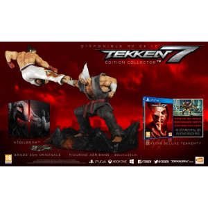 Tekken 7: édition collector - Xbox One