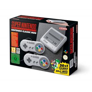 La SNES Nintendo Classic Mini débarque bientôt