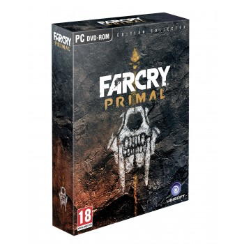 Far Cry Primal - édition collector