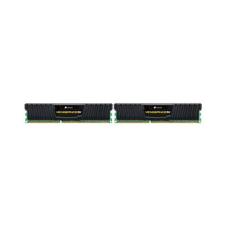 Corsair Vengeance - DDR3 - 16 GB : 2 x 8 GB - DIMM 240-pin - 1600 MHz / PC3-12800 - CL9 - 1.5 V