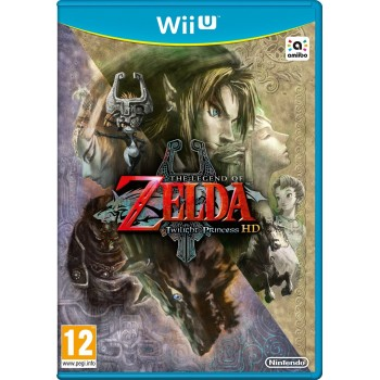 The Legend of Zelda - Twilight Princess HD - Wii U