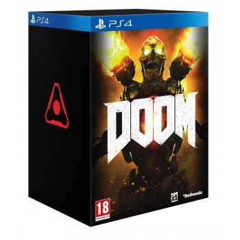 Doom - édition collector - PS4