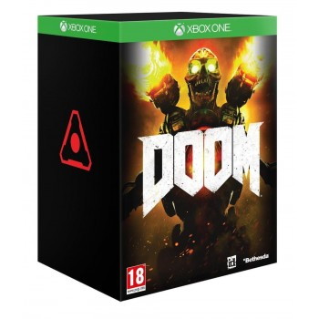 Doom - édition collector - Xbox One