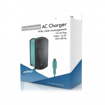 Chargeur Micro USB - 1.0A