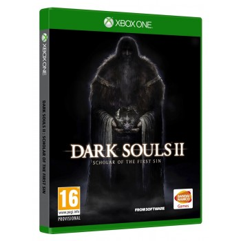 Dark Souls II : scholar of the first sin - Xbox One