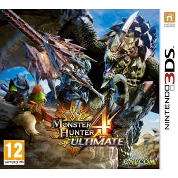 Monster Hunter 4 - Ultimate - 3DS