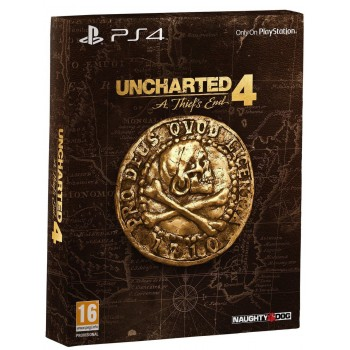 Uncharted 4: A Thief's End - édition speciale