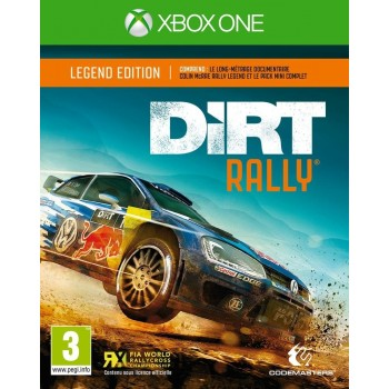 Dirt Rally - édition Legend - Xbox One