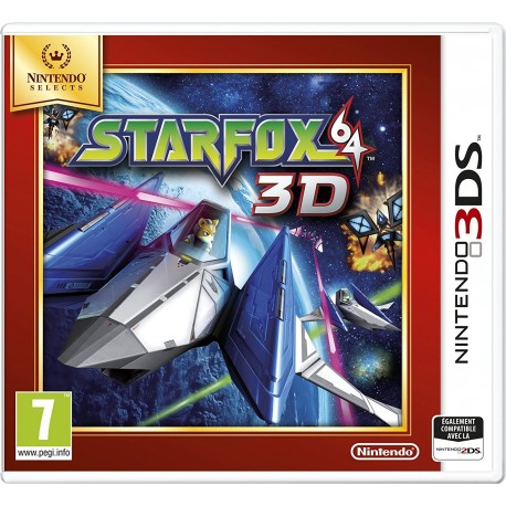 Star Fox 64 3D - 3DS
