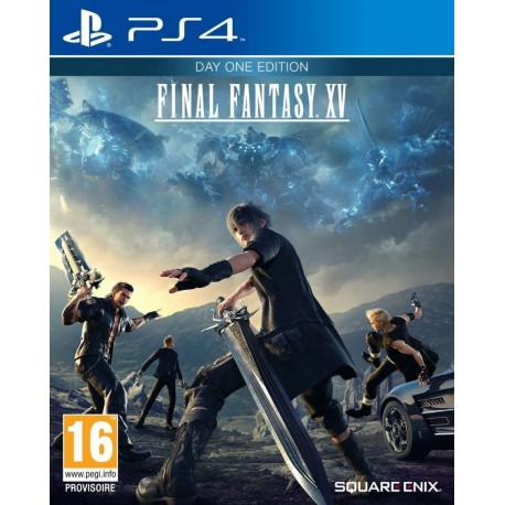Final Fantasy XV + Day 1 Edition - PS4