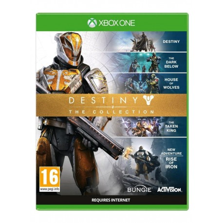 Destiny : The Collection - PS4