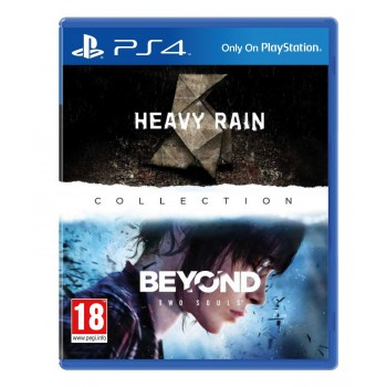 Heavy Rain + Beyond Two Soulds : Collection - PS4