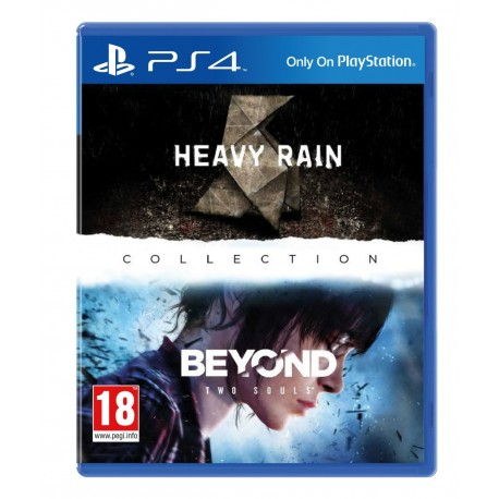 Heavy Rain + Beyond Collection - PS4