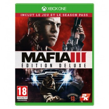 Mafia III + Season Pass - Edition Deluxe - Xbox One